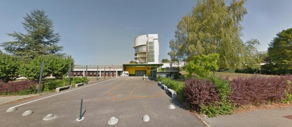 Lycée claude nicolas ledoux de Besancon