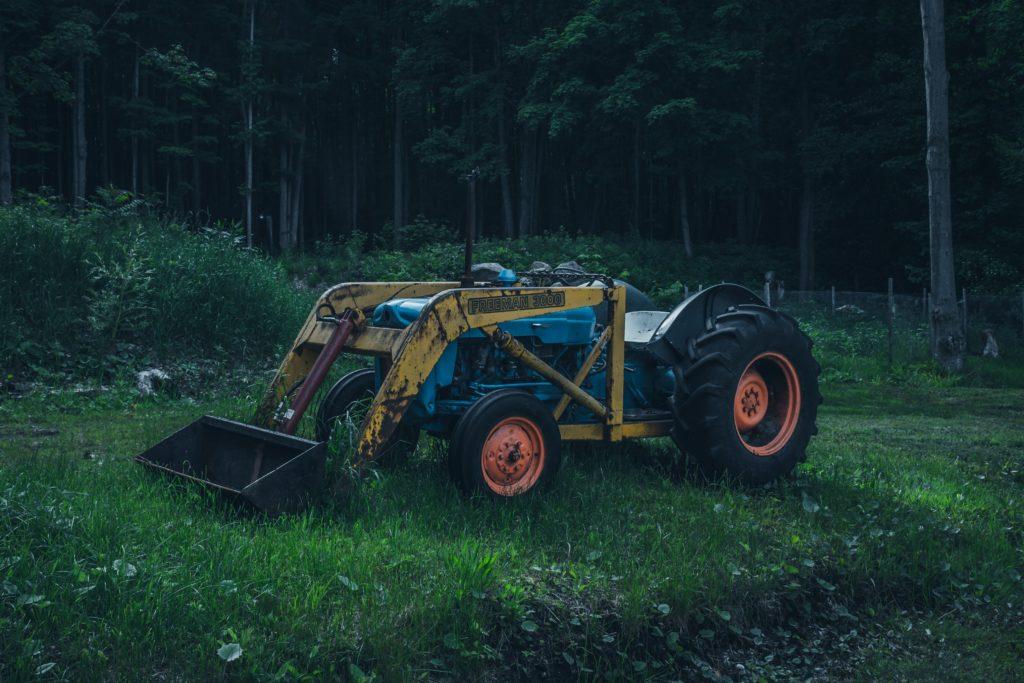 Assurance tracteur de collection