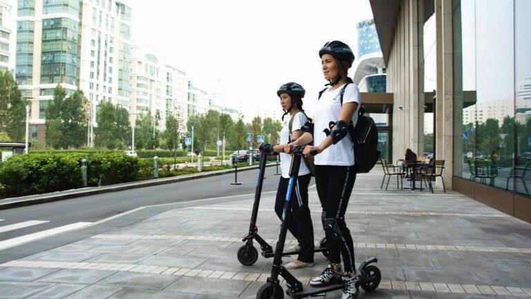 L'assurance pour trottinette électrique — Cours BTS Assurance